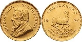 Krugerrand 1 oz.